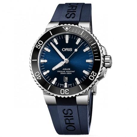 ORIS Aquis Date Automatic 0173377304135-07 4 24 65EB