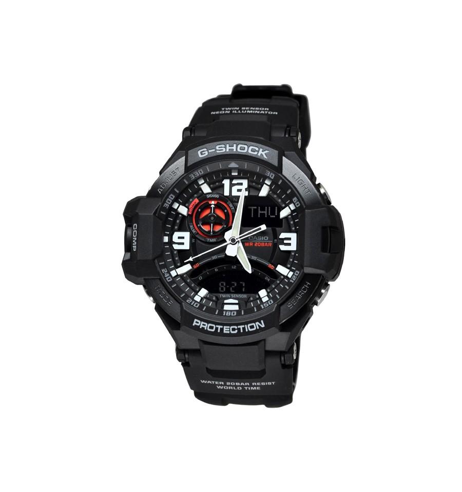Casio 1aerMejor Precio Gravitymaster 1000 G Ga Shock l1cFJK
