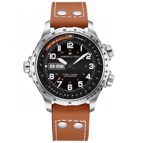 HAMILTON Khaki Pilot X-Wind H77755533