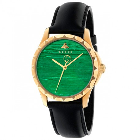 Gucci G-Timeless Malachite Green YA126463
