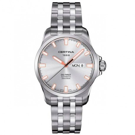Certina DS First Day Date Automatic C014.407.11.031.01