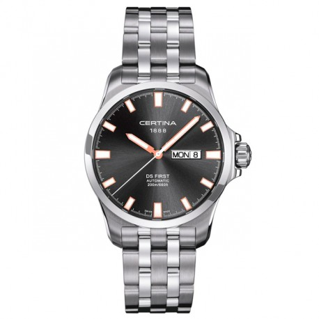 Certina DS First Day Date Automatic C014.407.11.081.01