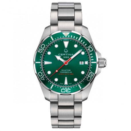 Certina DS Action Diver Powermatic 80 C032.407.11.091.00