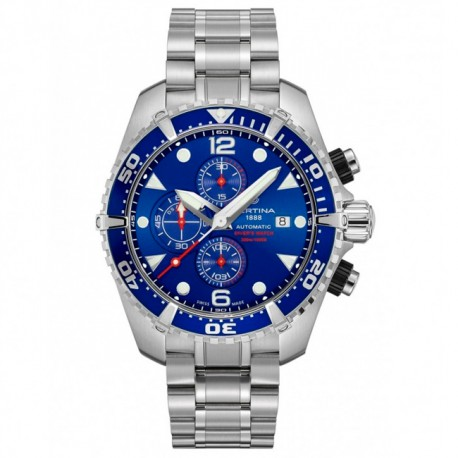 Certina DS Action Diver Chrono Auto C032.427.11.041.00