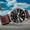 HAMILTON Khaki Pilot Day Date Auto H64715885
