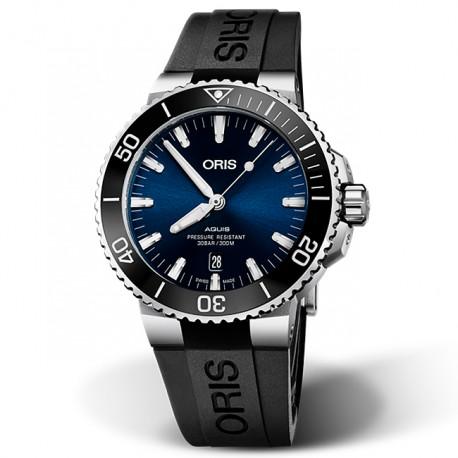 ORIS Aquis Date Automatic 733 7730 4135 - 42464EB