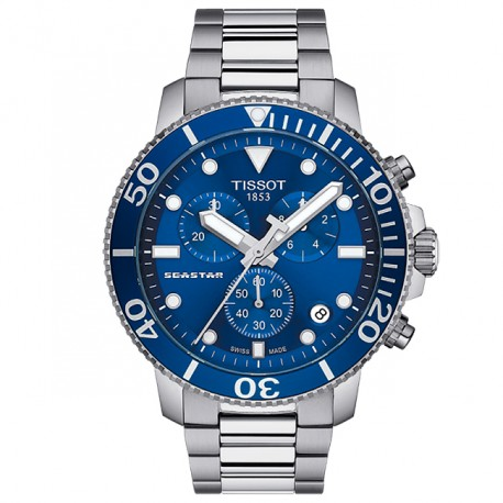 TISSOT Seastar 1000 Chrono T1204171104100