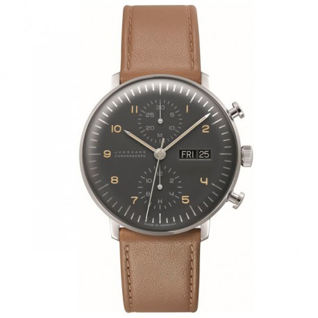 Junghans Max Bill Chronoscope Automatic 027/4501.05