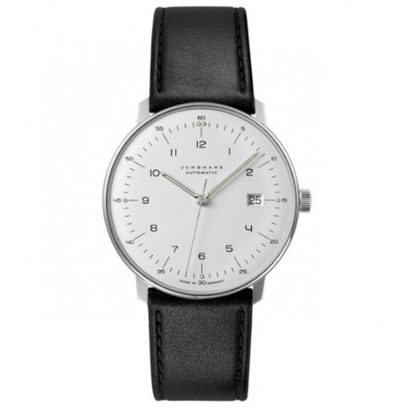 Junghans Max Bill Automatic Date White Dial