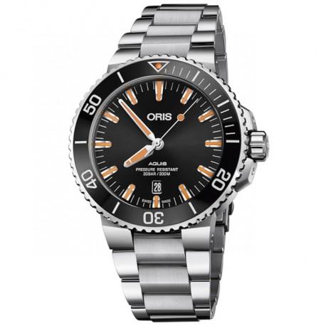 ORIS Aquis Date Automatic 01 733 7730 4159-07 8 2405 PEB