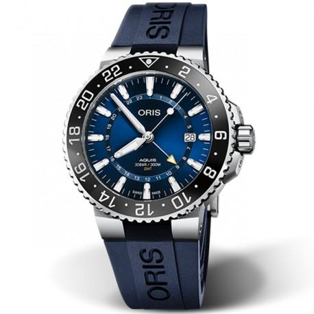 ORIS Aquis GMT Date 01 798 7754 4135-07 4 2465EB